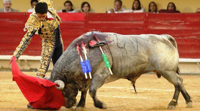 José Mauricio, Puerta Grande; Gonzalo Caballero, oreja