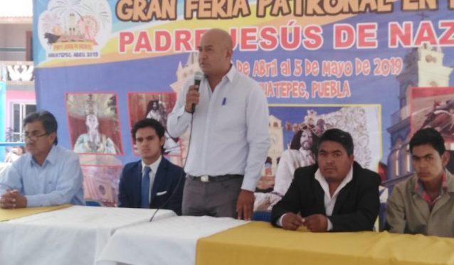 Ahuatepec presenta Carteles de Feria 2019