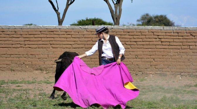 Debutará Sara Edith como novillera en Caxixi, Hidalgo