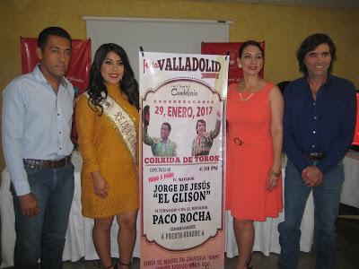 Reprograman corrida en Valladolid