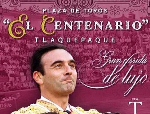 Enrique Ponce debutará en Tlaquepaque el 23 de febrero