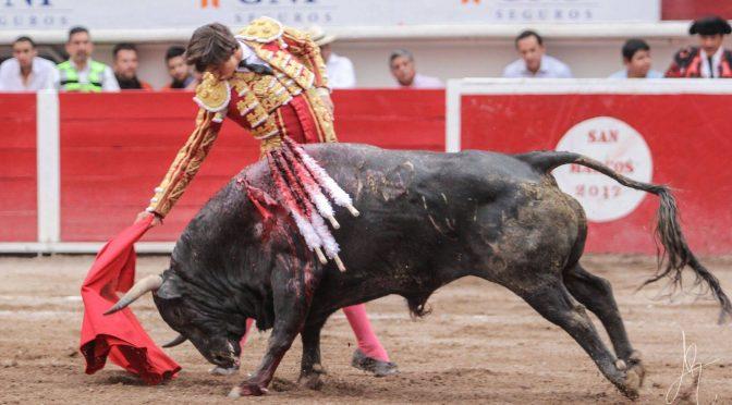 Andrés Roca Rey a por todas en las ventas