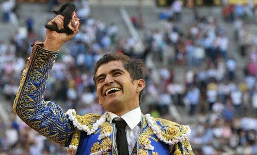 Triunfa con oreja Joselito Adame en Madrid