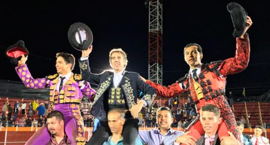 Tarde triunfal para Hermoso, Téllez y el Chihuahua en Villa Hidalgo