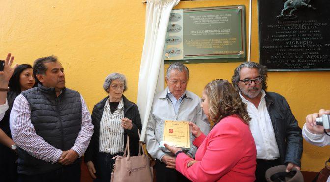 Reconoce gremio taurino a ex Gobernador de Tlaxcala…(Fotos)