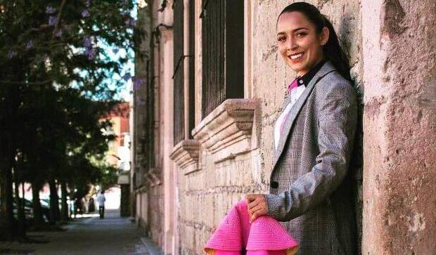 Paola Hernández, una hidrocálida que vive la pasión de la fiesta brava…(Fotos)
