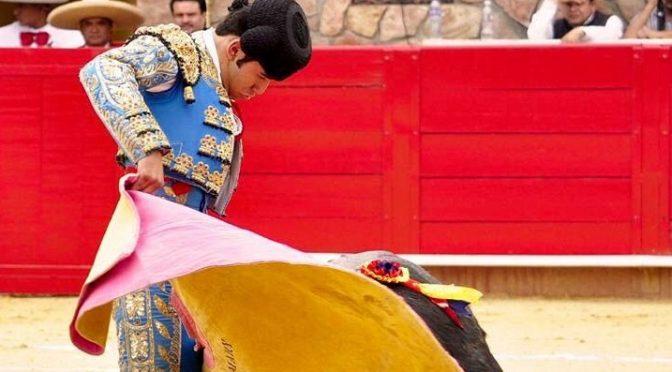 Jorge Esparza y su sueño de trascender en la tauromaquia…(Fotos)