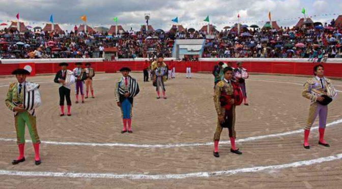 Suspenden corrida de feria en Cuapiaxtla