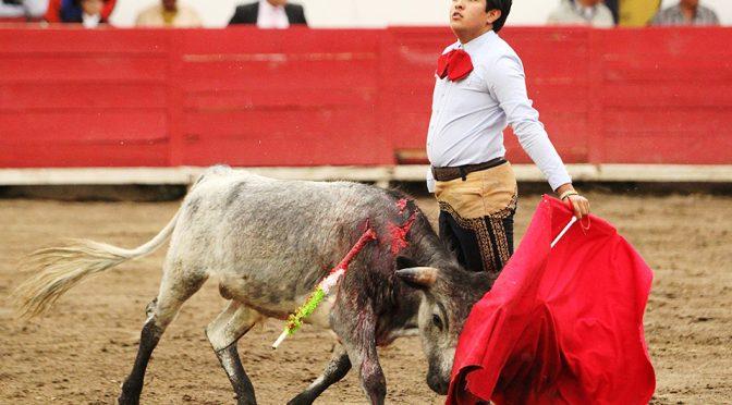 Pedro Haces III triunfador del festival de feria en Puebla
